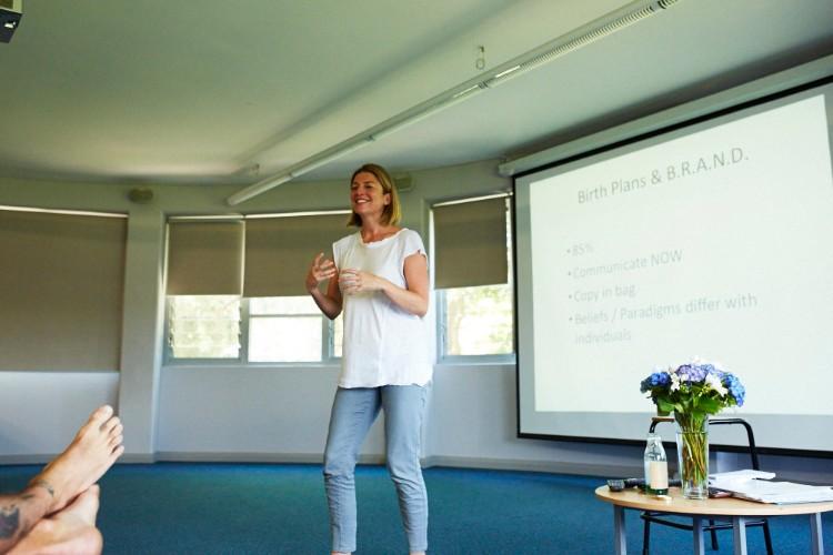 Nadine Educator 2